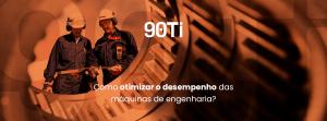 otimizar o desempenho das máquinas de construção civil